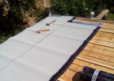 μόνωση - πισκευή στέγης