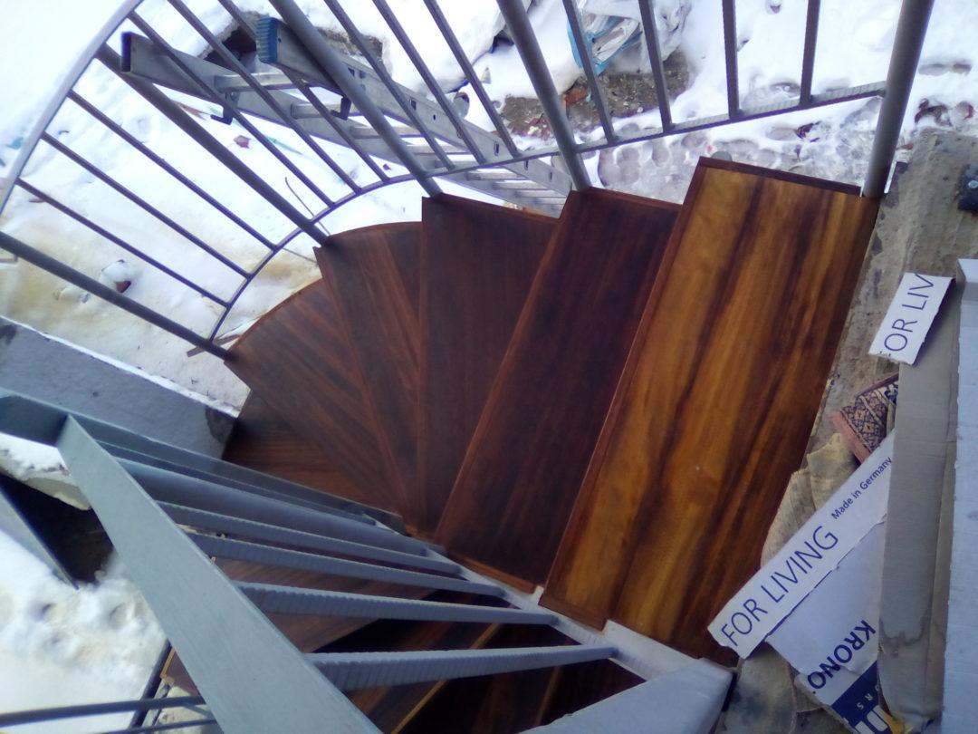 Οικονομικές εξωτερικές και εσωτερικές σκάλες