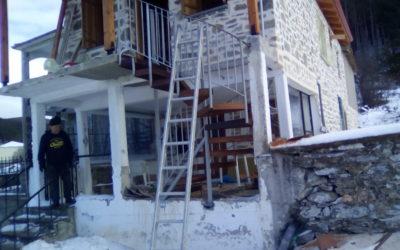 Διόροφο σπίτι στην Κοζάνη