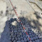 Πεζοδρόμια - Κάλυψη Αυλής με Πέτρα και Πλάκες