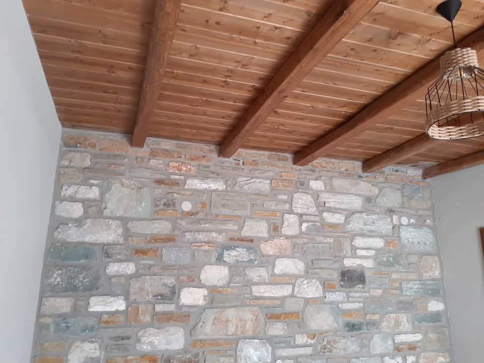 Ξύλινες Παραδοσιακές Οροφές